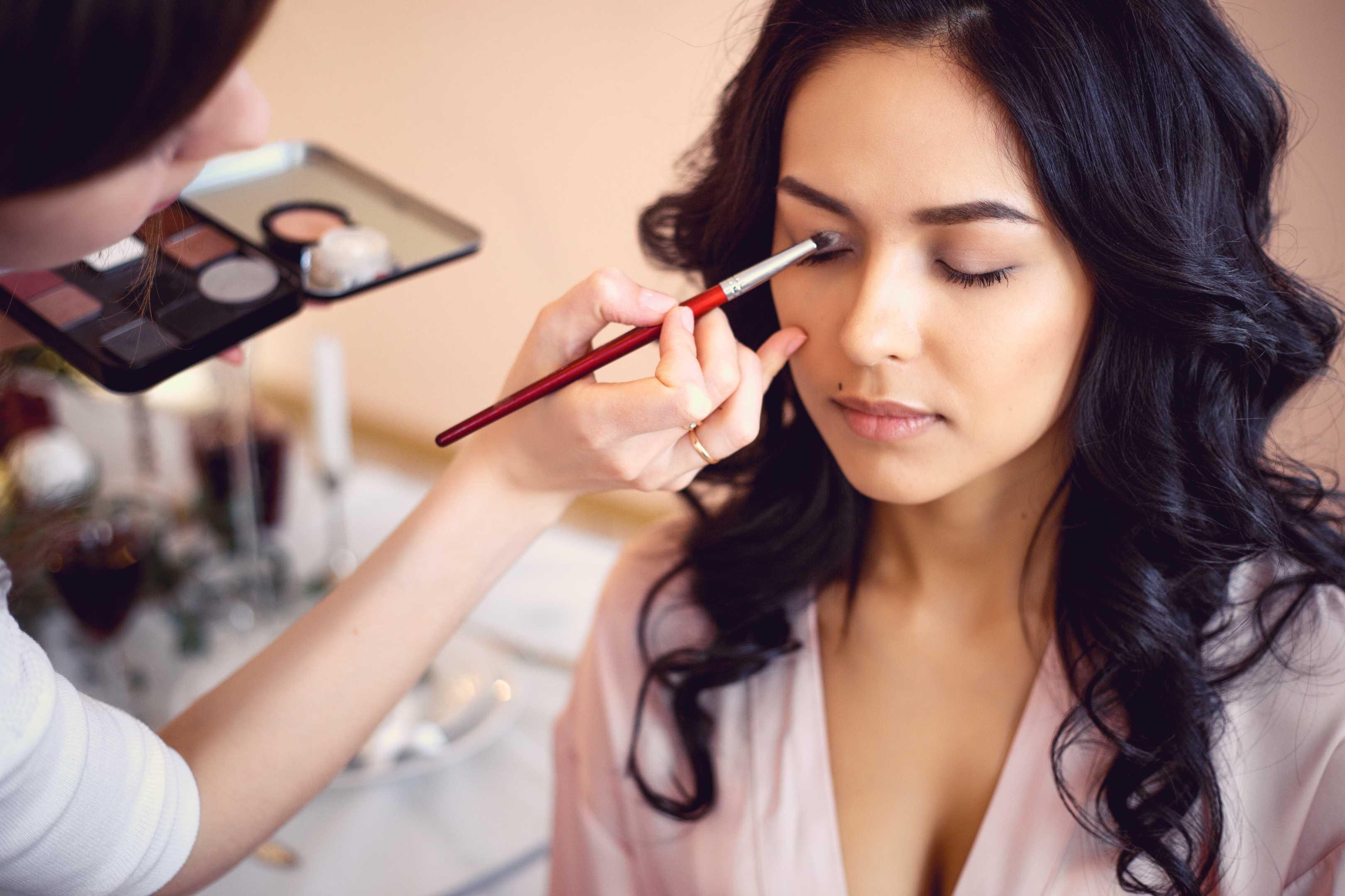 Обучение макияжа по картинкам